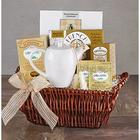 Time to Relax Tea and Teapot Gift Basket