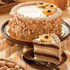 Mocha Almond Chocolate Layer Cake
