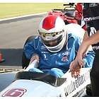 Indy Car Victory Lane Driving Session