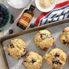 Blueberry Scone Recipe Cooking Bundle