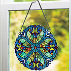 Stained Glass Mini Window Panel