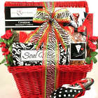 Soul Mates Gift Basket for Her