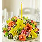 Fields of Europe Floral Centerpiece