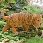 Tiger Cub Garden Sculpture