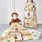 Jungle Friends Baby Cakes Diaper Cake Tower