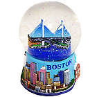 Boston's Zakim Bridge Water Globe