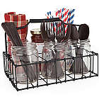 Patio Silverware Caddy