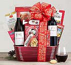 Kiarna Cabernet and Vintners Path Chardonnay Gift Basket