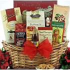 Jolly Christmas Morning Breakfast Gift Basket