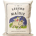 Personalized Storybook Legend Pillow