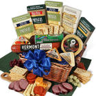 Deluxe Gourmet Meat and Cheese Sampler