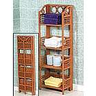 Folding Four Tier Organizer
