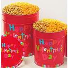 Happy Valentine's Day Popcorn Gift Tin