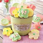 Garden Pot with Cookies