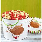 Monkey Love Valentine Kettle Corn Gift Tin