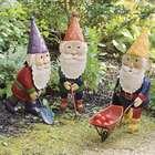 Handmade Metal Garden Gnome