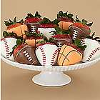 Full Dozen Sports Strawberries