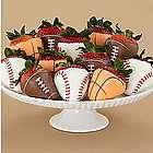 Full Dozen Sports Strawberries