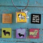 Dog Breed Interchangeable Magnetic Pendants
