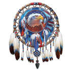Spirit of Freedom Leather Dreamcatcher