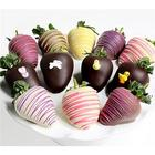Easter Celebration Chocolate Covered Berries