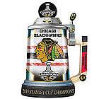 Blackhawks 2015 Stanley Cup Championship Stein