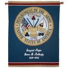 Personalized Army Wall Hanging