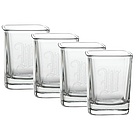 Personalized Aris Shot Glasses