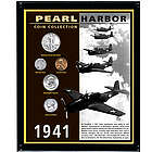 Pearl Harbor Coin Collection
