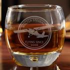Aviator Custom Uptown Whiskey Glass