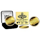 New York Yankees 2009 World Series Champions 24KT Gold Coin