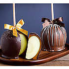 Hand Dipped Chocolate Caramel Apples