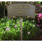 Handcrafted Personalized Lawn Plaque