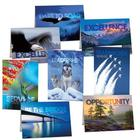 50-Pack of Infinity Edge Greeting Cards