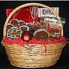 Christmas Chocolate Gift Basket