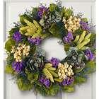 Preserved Jewel of Provence Wreath