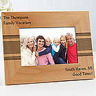 Wood Simplicity Picture Frame