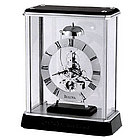 Bulova Vantage Wood & Glass Clock