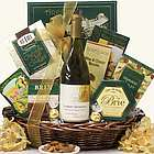 Robert Mondavi Private Selection Chardonna Gourmet Gift Basket