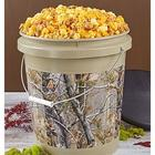 5-Gallon RealTree APG Camo Popcorn Bucket with Seat Lid