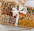 Gourmet Mixed Nuts for a Crowd Gift Basket
