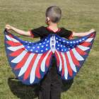 American Bald Eagle Fabric Wings Toy