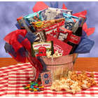 Blockbuster Night Movie Pail Gift Basket