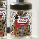 Doggie Diner 42 Ounce Glass Jar