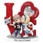 Precious Moments Dale Jr. Personalized Couple Figurine