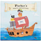 Customized Pirate Adventure Kids' Book