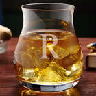 Personalized Glencairn Canadian Whiskey Glass