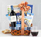 Rock Falls Vineyards Malbec Gift Basket