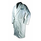 Florida Gators Terrycloth Logo Bathrobe in White