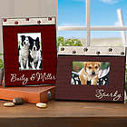 Man's Best Friend Personalized Dog Picture Frame